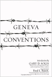 geneva convention essay The geneva convention relative to the protection of civilian persons in time of war of august 12, 1949 civilians in areas of armed conflict and.